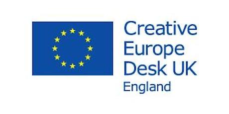 Creative Europe Culture Advice Session in Birmingham tickets