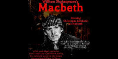 William Shakespeares Macbeth