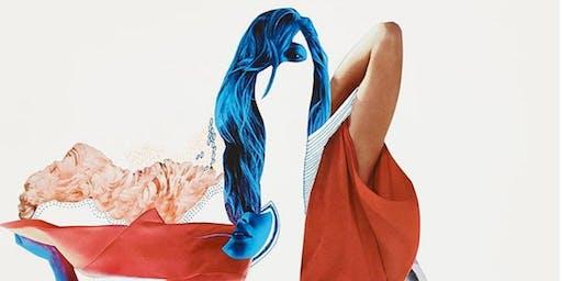Ladies, Wine & Design Amsterdam - Creative Coaching & Vision Board Workshop