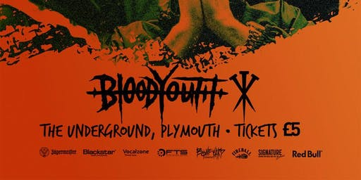 Blood Youth | Plymouth