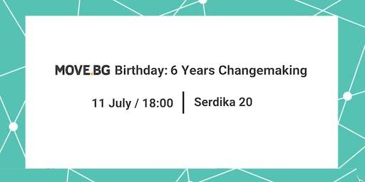 MOVE.BG 6 YEARS CHANGEMAKING