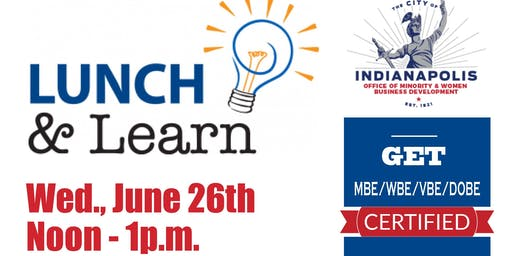 June Lunch & Learn Session