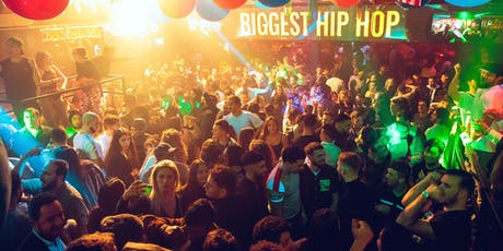 THE BIGGEST HIPHOP PARTY billets