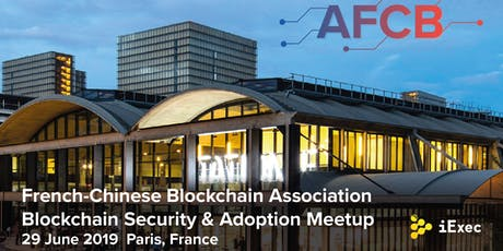 AFCB Paris Meetup: Blockchain Security & Adoption tickets