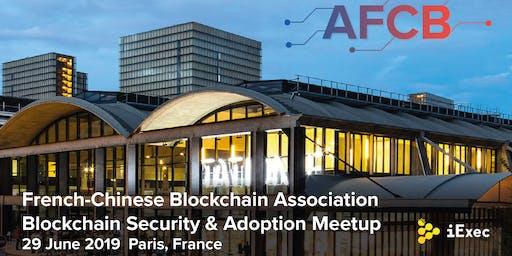 AFCB Paris Meetup: Blockchain Security & Adoption