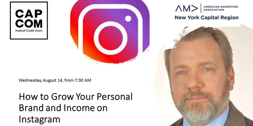 How to Grow Your Personal Brand and Income on Instagram