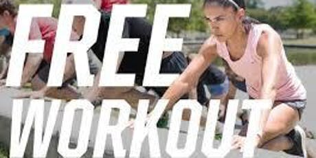 FREE Workout to Get Your Fit On tickets