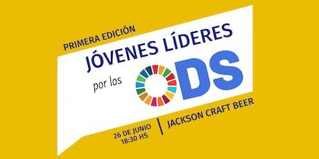 JOVENES LIDERES POR LOS ODS - Primera Edición entradas