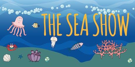Squashbox Theatre Presents The Sea Show tickets