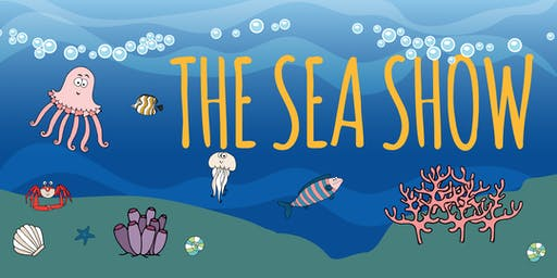 Squashbox Theatre Presents The Sea Show