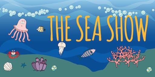 Squashbox Theatre Presents The Sea Show