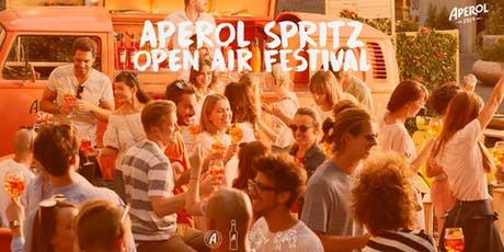 Aperol Spritz Open Air Festival | Hamburg 2019 Tickets