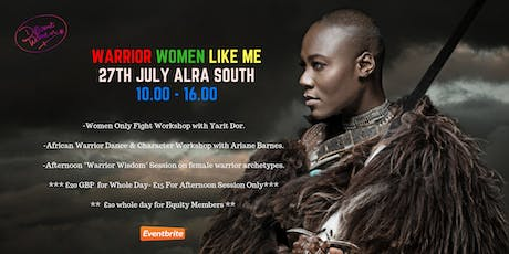 Warrior Women Like Me tickets