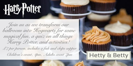 Harry Potter Quiz and Activities