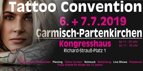Tattoo Convention Garmisch Partenkirchen Tickets
