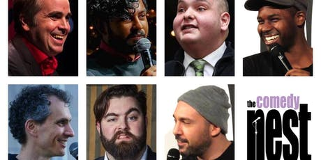Sunday Funday - July 7th at The Comedy Nest tickets