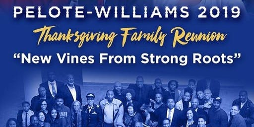 Pelote-Williams Thanksgiving Retreat