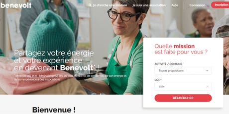 Venez penser la plateforme Benevolt.fr de demain ! billets