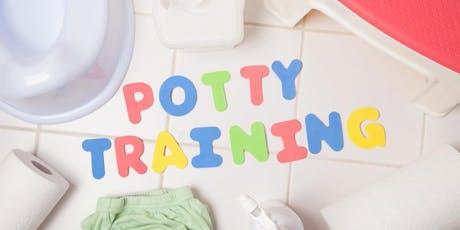 Potty Training tickets