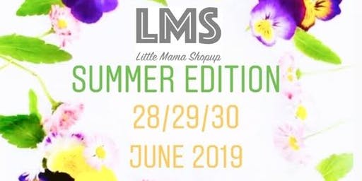 Little Mama Shopup - Summer Edition