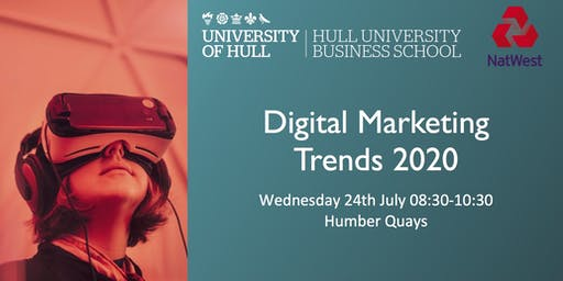 DIGITAL MARKETING TRENDS - #PowerUp #NatWestBoost