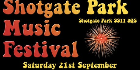 Shotgate Park Music Festival tickets