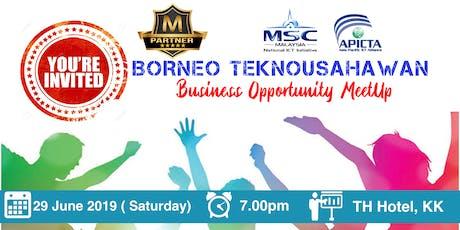 Borneo TeknoUsahawan MeetUp ( KK , Sabah ) tickets