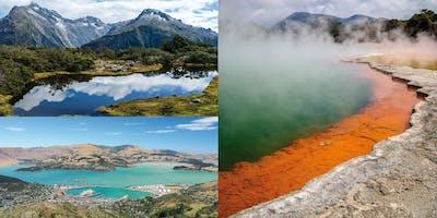 NUOVA ZELANDA: VIENI A SCOPRIRE L'ALTRA FACCIA DEL MONDO