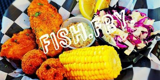 Elm St Summer Fish Fry
