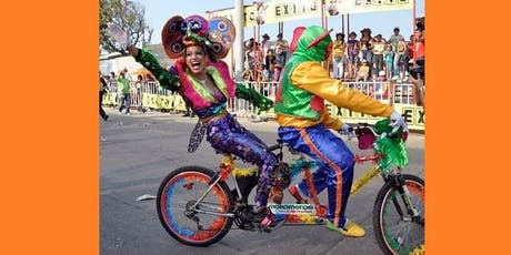 Let Your Freak Flag Fly: Cambridge Bike Party - August Ride tickets