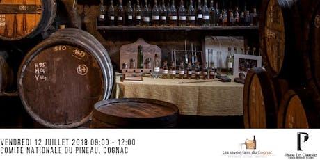 Complétons la description de nos pratiques cognac pour l'Unesco billets