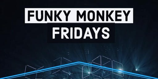 Freaky Friday Party at Funky Monkey