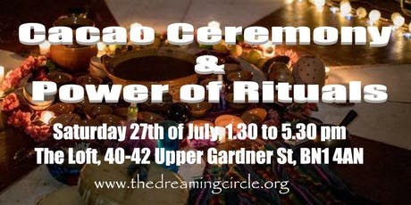 Cacao Ceremony & Power of Rituals tickets