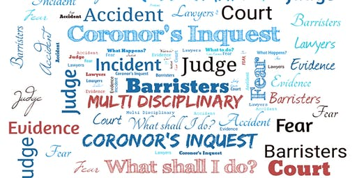 Simulation - Coroner's Inquest Course - What to do when things go wrong...