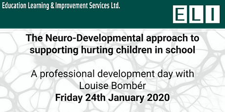 Neurodevelopmental Approach to Supporting Hurting Children in School tickets