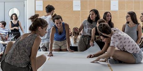 Lezioni d'estate 2019 - Simulazione test di Design della moda e Arti multimediali biglietti