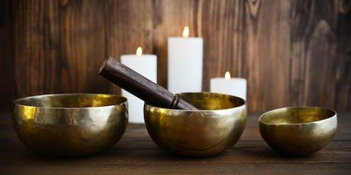 Sound Healing with Yoga Nidra and Meditation