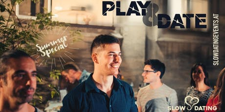 Play & Date Sommer Edition (25-45 Jahre) Tickets
