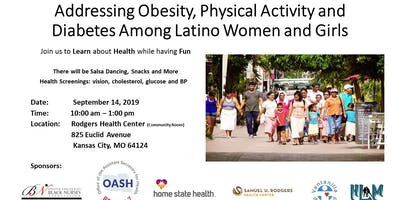 Addressing Obesity, Physical Activity and Diabetes among Latino Women