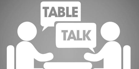 Stakeholders' Table Talk and FREE Lunch tickets