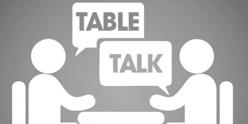 Stakeholders' Table Talk and FREE Lunch