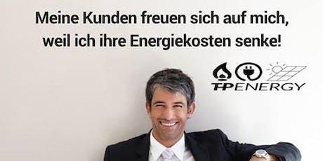 Geld verdienen mit Energie ? Tickets