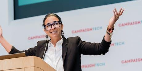 CampaignTech Innovation Summit 2019 tickets
