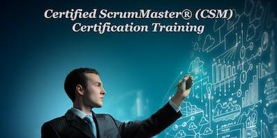 Certified ScrumMaster® (CSM) Training Course in N