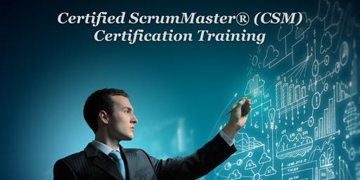 Certified ScrumMaster® (CSM) Training Course in New York City