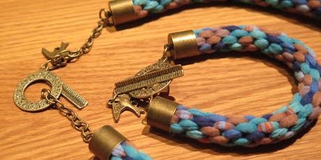 Kumihimo Braided Jewellery Workshop  tickets