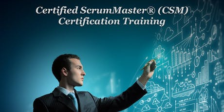 Certified ScrumMaster® (CSM) Training Course in New York City tickets