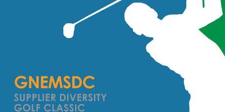 GNEMSDC 2019 Supplier Diversity Golf Classic  tickets