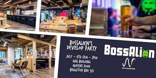 BossAlien Develop Party 2019
