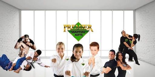 Free Children Martial Arts Workshop